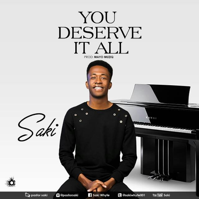 Saki You Deserve It All