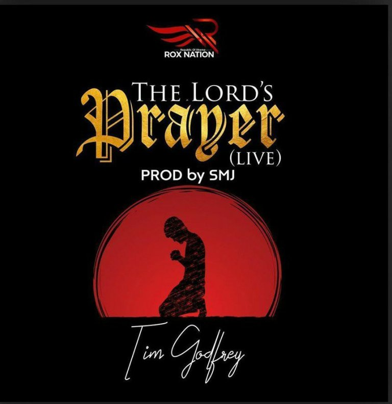 Tim Godfrey The Lord's Prayer