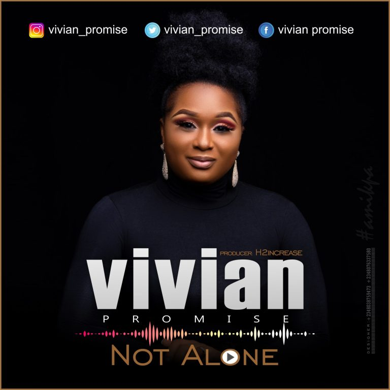 Vivian Promise – Not Alone
