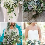 The Green Alternative 32 Stylish Ways To Use Succulents In Your Wedding Praise Wedding