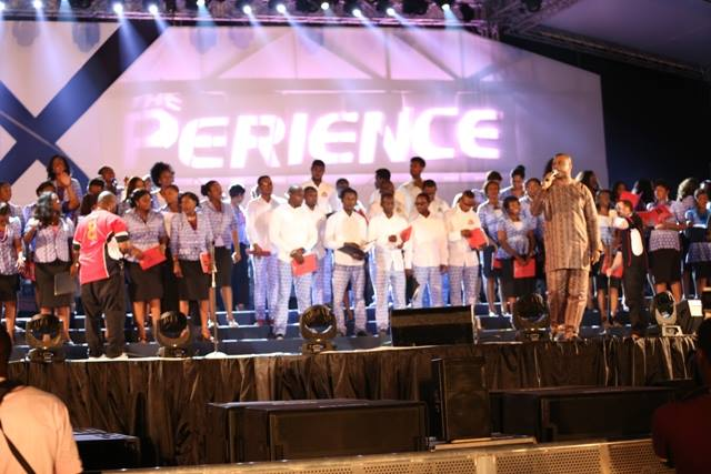 The Lagos Metropolitan Gospel Choir