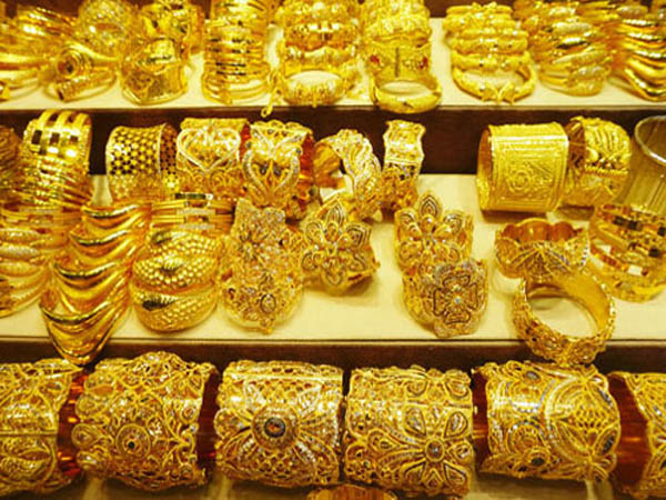 To day gold price in India