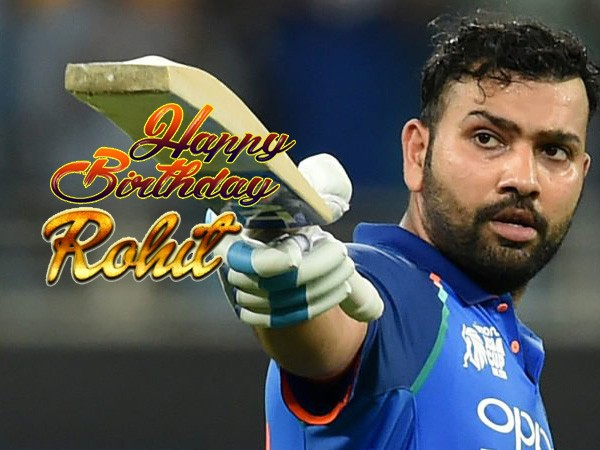 Rohit Sharma Birthday