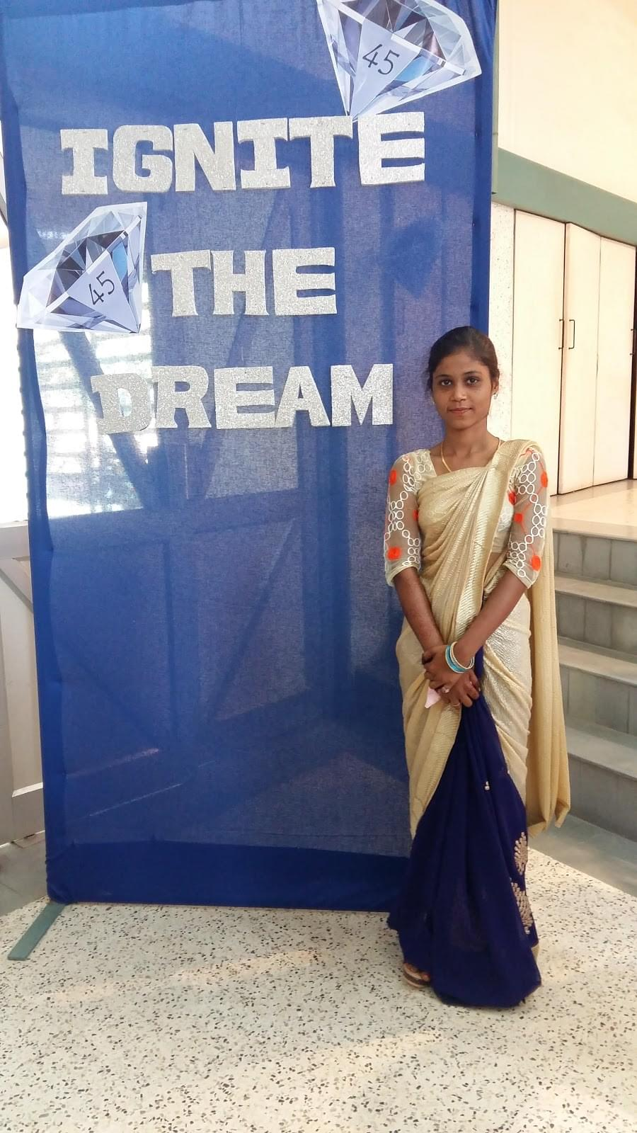 Ruth Girls Institute Student