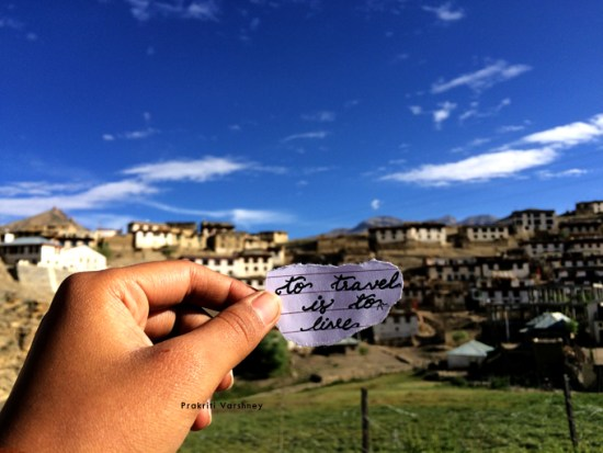 Spiti Diaries ( Day 4 ) Tabo – Pin Valley – Kibber