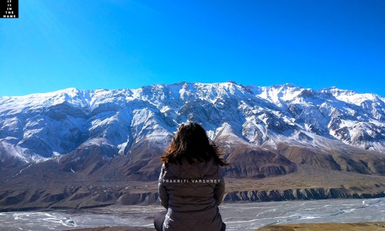 Empty Kibber Village | Spiti Valley | Winters in Spiti