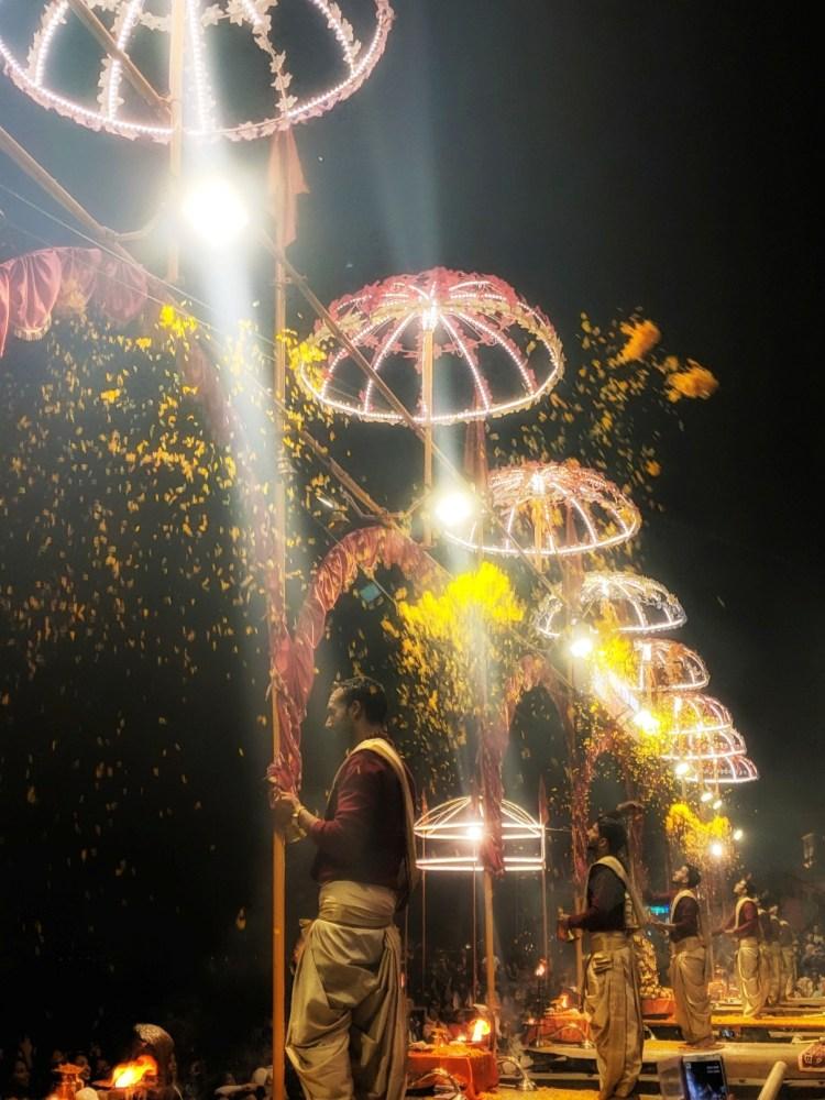 Dashaswamedh Ghat Aarti, Varanasi