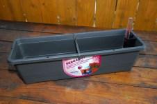 Samozávlahový hrantík Bergamot 60 cm