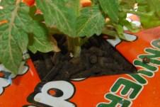 Nastielanie hnojivom Flovium