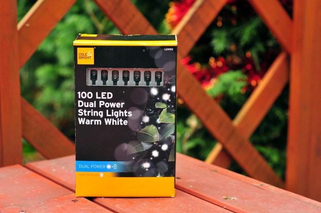 Cole & Bright Dual Power 100 LED