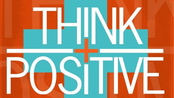 Positief denken een manier van leven