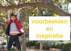 Voorbeelden en inspiratie