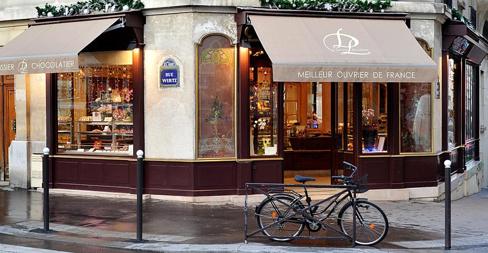 Boutique Laurent Duchêne Pâtisserie Paris 15e