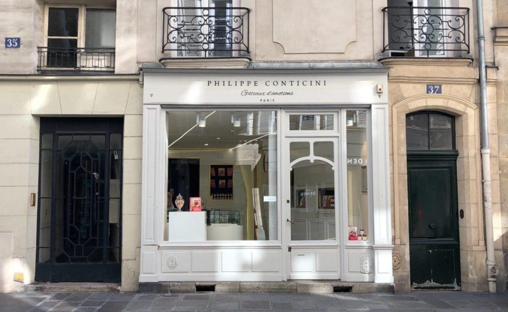 Boutique Philippe Conticini Paris