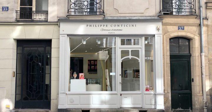 Boutique Philippe Conticini, chef pâtissier à Paris