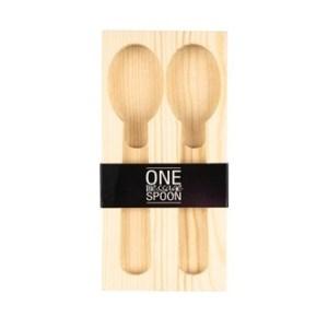 One Message spoon: doosje voor 2