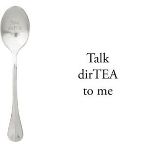 Message spoon talk dirtea