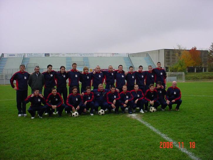 Prima Squadra 2006-2007