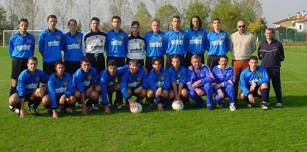 Prima Squadra Prima Categoria 2002-2003