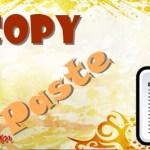 Cara Agar Tulisan di Blog Tidak Bisa di Copy Paste