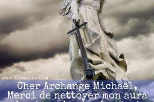 priere archange michael pour couper les liens