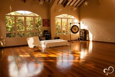 Sala de Yoga e Atividades
