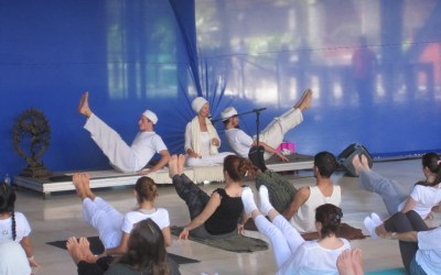 Prana Prana no Yoga Pela Paz 2012