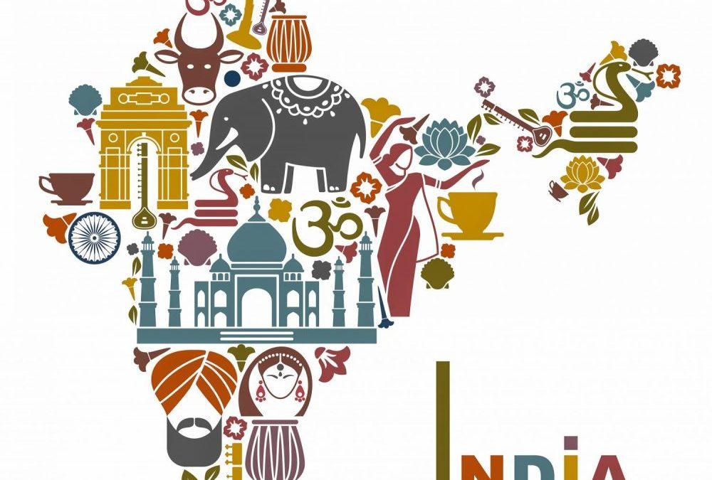 Chai Break e Slideshow O Norte da Índia