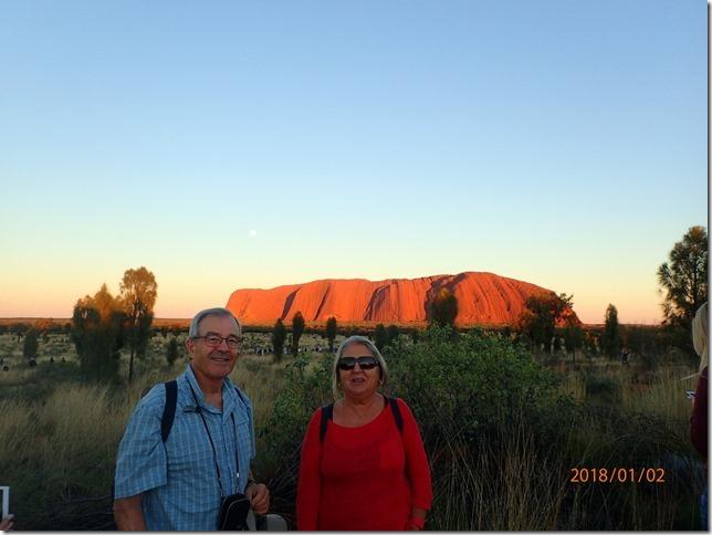 26 Uluru