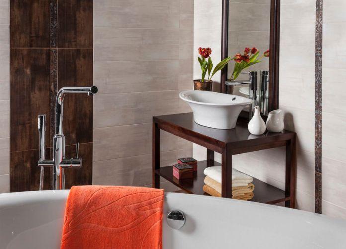 garder une salle de bains propre
