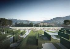 OBR Paolo Brescia and Tommaso Principi con Michel Desvigne Paysagiste, progetto per il Parco Centrale di Prato.