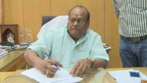 education-minister-kalicharan-saraf-extracted-online-lottery-for-free-admission