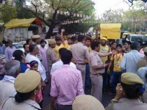 सहारनपुर संघर्ष: जाति और राजनीति का सम्मिश्रण