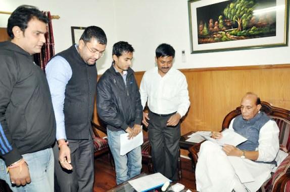 meeting with rajnathji_1