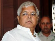 lalu on bail