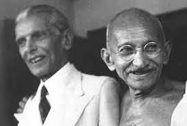 gandhi and jinna