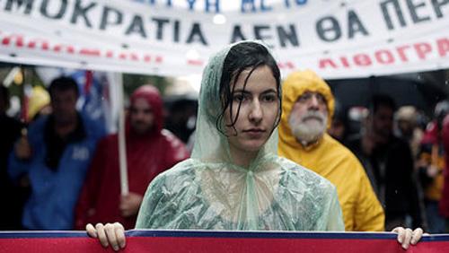 streik-griechenland