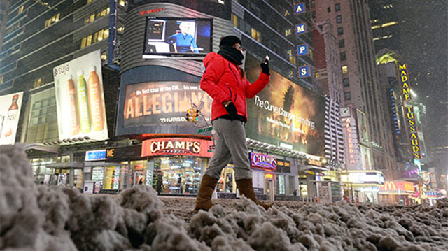 schnee-times-square