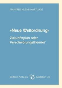 """""""Neue Weltordnung"""" - Zukunftsplan oder Verschwörungstheorie?"""