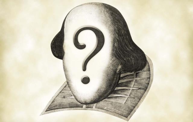 Shakespeare auf jemanden vermisst