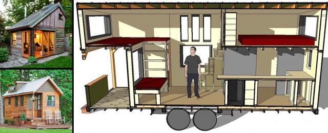ihr wollt ein mini haus das m sst ihr wissen bevor ihr. Black Bedroom Furniture Sets. Home Design Ideas