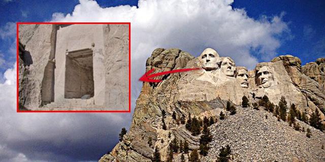 Mount Rushmore Geheimer Raum