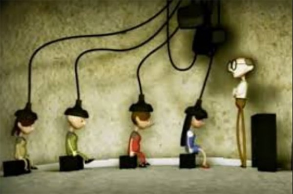 Ausbildung zum Sklaven! Das Schul- und Bildungssystem