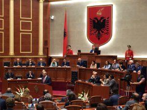 albanski parlament sobranie