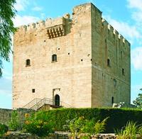 Крепость Колосси (Кипр). Нач. XIII в.