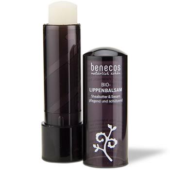 benecos natural beauty - batural make up - lip balm