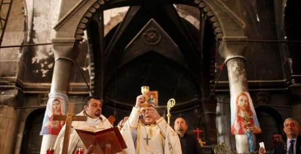 Iraqi Christians Celebrate First Palm Sunday In Three Years