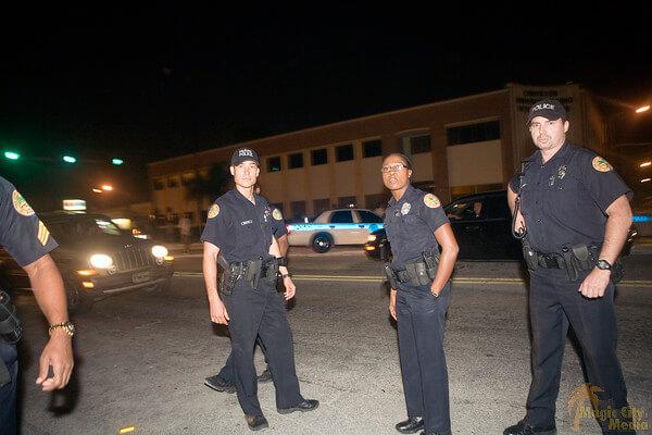 snimanje policijskih sluzbenika