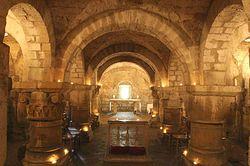 Lastingham Crypt