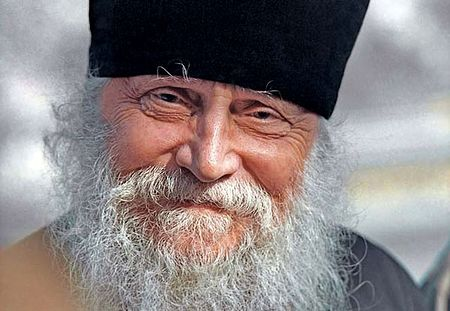 Bishop Basil (Rodzyanko). Photo by Yu. Kaver